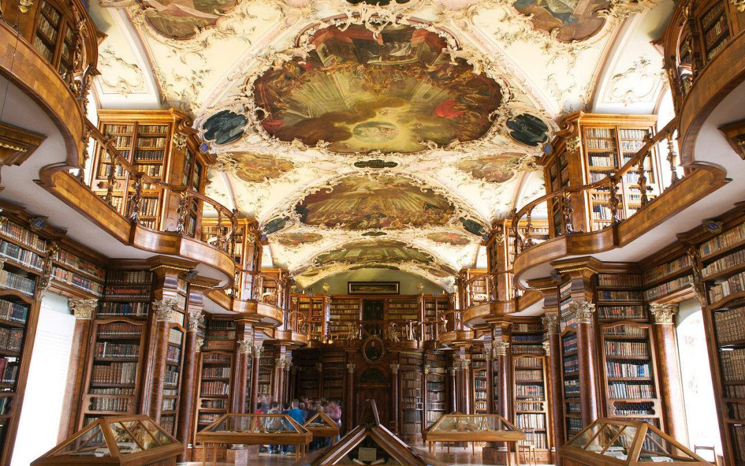 The Most Spectacular Libraries in the World: Apothecaries of the Soul