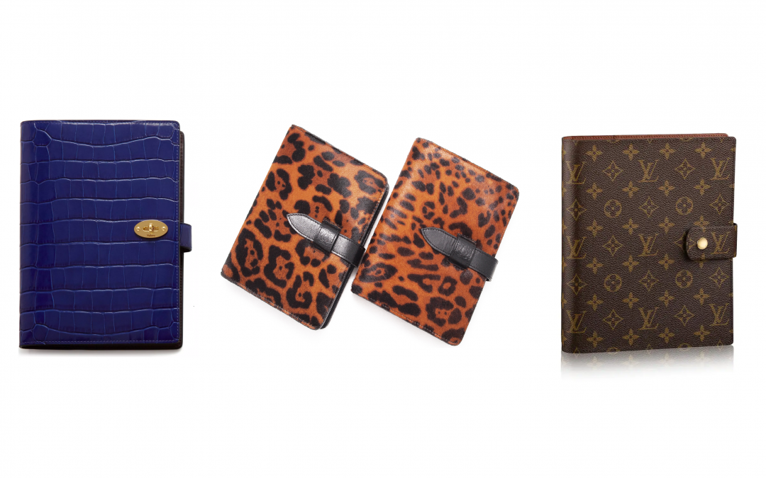 The Most Luxurious Planners and Agendas for 2019