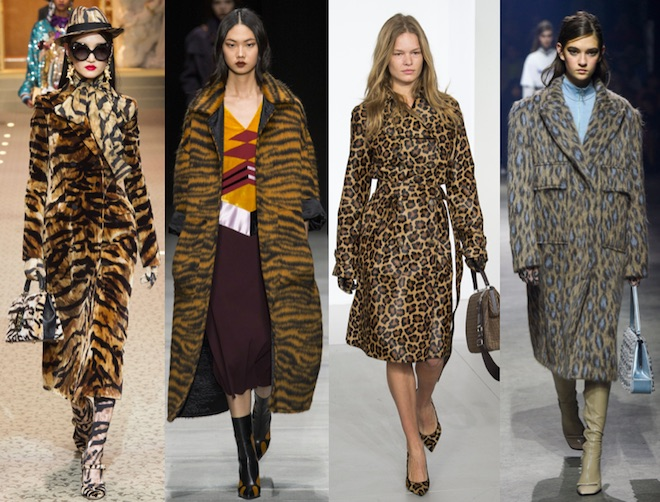 Animalia: Are You Brave Enough or The Biggest Fall 2018 Fashion Trend
