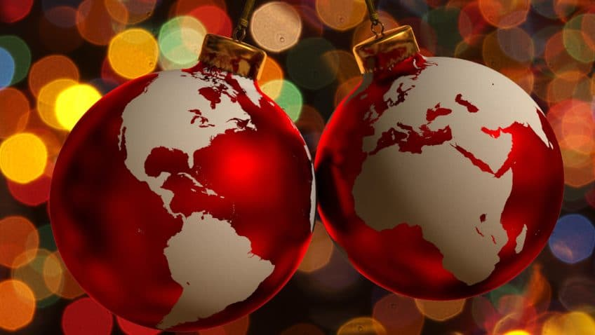 Christmas Time Around the World: Traditions and Legends